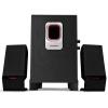 Современный (HYUNDAI) CJC-112 2,1 мультимедиа акустическая система IC импорта чип / высокой мощности / Wooden Speaker Black цена