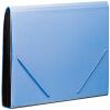 United (Comix) 12 сетки легко классифицировать эластичный ремень расширяющего / папку / кошелек F4302 синих ТОВАРЫ ДЛЯ ОФИСА
