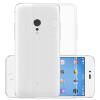 YOMO Hammer M1L телефонный чехол для мобильного телефона тонкий и прозрачный All-inclusive Soft Shell Series Clear White цена