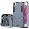 KOOLIFE vivoY55 телефон оболочки защитный рукав популярные бренды популярные бренды стоят с подставкой относится к Доспех виво серии Y55 - синий черный бренды