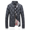 цены Men's Winter Jacket Plus Size 5XL Fashion Warm Parka Coat Brand New Arrival Men Designed Down Jackets Casual Men Slim Fits Coats
