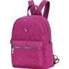 Ай Ши (oiwas) удваивает мешок плеча рюкзак сплошной цвет простой случайный корейской версии OCB1605 красная роза ай ши  oiwas  мешок плеча женщин