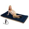 INTEX Надувной матрас с надувной подушкой надувной матрас intex 76x191x22cm 68950