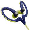 Audio-Technica ATH-SPORT 1 IS NY Конденсатор Спорт Ear Headset Navy Yellow