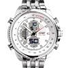 SKMEI Военный стиль кварцевый 30m водонепроницаемый наручные часы