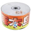 Скорость Дятел CD-R 52 серии 700M белый пластик инкапсулирования 50 дисков фиолетовый юнис cd r 52 скорости cd rom 700m день моря мультфильма баррель серии 50 дисков случайный макет