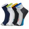 [Jingdong супермаркет] PUMA / Puma спортивные носки, мужские носки досуга цилиндр четыре пары смешивания означает M-2923-4 Размер