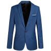 (MSEK) XZ3062 будет костюмы Корейский Slim мужской малый костюм мода случайный костюм мужской темно-синий XXXL angeloyang мужской костюм костюм мужской корейский бизнес случайный случайный костюм костюм костюм 608 черный xxl 185a