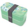 Monbento оригинальные принты удваивают правили микроволновый обед коробки японского зеленый коробки и ноги 100002415 monbento оригинальная двойной правили микроволновки обеда коробок японская сирень коробка 120 012 117