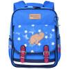 Новый сановник (SUNCISCO) Детский школьный школьный британский стиль моды случайные и простой светло-синий рюкзак школьный CFL0011B пол франк пол франк детский школьный портфель женский вскользь простой розовый рюкзак школьный pky2087b