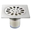 Kejie (KEGOO) K06007 дренаж из нержавеющей стали дезодорант ванная комната ванная комната балкон балкон канализация дренаж дренаж три ссылки