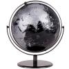 Deli (гастроном) 2163 универсальной оси вращения мира глобусы / бизнес-подарки, предметы интерьера, офисные украшения 30см