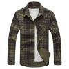 Men Dress Shirts Plus Size Long Sleeve Casual Shirts Summer 100% Cotton Men Clothing