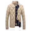где купить Men's Winter Jacket Plus Size 5XL Fashion Warm Parka Coat Brand New Arrival Men Designed Down Jackets Casual Men Slim Fits Coats дешево
