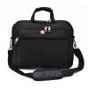SWISSGEAR 单肩包 14英寸笔记本电脑包男女多功能手提商务公文包 SA-2102黑色 新编商务英语实训教程(附光盘1张)