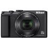 Nikon (Nikon) Coolpix A900 компактная цифровая камера (20290000 пикселей, CMOS сенсор, 35x оптический зум 4K Ultra HD беспроводной передачи) Black