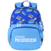 Дисней (Disney) Автомобили зажигать случайные детские школьные сумки рюкзак детский сад, первый класс светло-синий школьный RL0017A конфусиус школьный портфель 1 6 grade светоотражающие легкий мульти карман k503 легко чистить синие детские школьные сумки
