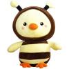 ZAK! Плюшевые игрушки Творческий милый мультфильм одеваются Маленькая желтая курица Избиение Пчела Кукла Кукла Куклы Куклы Куклы 32см кукла yako m6579 6