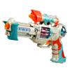 Восток DONGFA вселенной пионер мальчика детские игрушки охладиться моделирование электрического звукового и светового пистолета пулемета штурмовой винтовки пистолет-пулемет пистолет автомат пулемет 1toy т58356 камуфляж