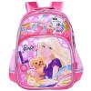 Барби (Barbie) Детский школьный школьный школьный женские модели простой мультфильм 2 - 5-й класс розовый рюкзак BB8090A газонокосилка al ko basic care 32 5 ve classic 113242
