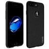 ESCASE iPhone7PLus Apple, телефон оболочки / защитный рукав Apple, телефон 7 телефон оболочки падение сопротивления iPhone7 все включено элегантный матовый черный жесткий корпус с отверстием все цены