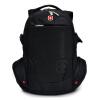 SWISSGEAR 男士双肩书包男大容量旅行背包电脑包15.6英寸 SA-8118黑色 全新版大学英语:听说教程(预备级)(学生用书)(第2版)(附mp3光盘1张)