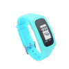 Smart LED Wrist Band Sleep Sports Fitness Activity Tracker Pedometer Bracelet Watch Multifunction Silicone Watch  240161