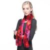 Maria Le Gucci (Марджа Керки) шарф шелковые шарфы г-жа европейский и американский стиль синий цветочный жизнь 1AA450539