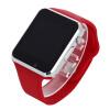 бесплатная доставка А1 наручные часы Bluetooth Смарт часы Спорт Шагомер с SIM-карты камеры smartwatch для Android смартфон Т15 Рос