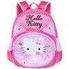 Hello Kitty (HelloKitty) детский сад мешок мило случайные и простой портативный детский сад сумка рюкзак CC-HK3162B черный подвеска hello kitty hpl1585sw hk hellokitty