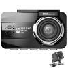 HP мини f860 Drive Регистраторы HD Ночное видение передние и задние двойная линза остановить мониторинг 1080 P Видеорегистраторы д