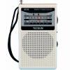 Немецкое здравоохранение (TECSUN) R218 пожилой полупроводниковая AM FM-радио звук телевизора (белый) немецкое здравоохранение tecsun рация стерео мини престарелый полупроводниковый телевизор звук небольшого входа listening сорок шесть fm fm r 202t