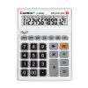 United (COMIX) C-898 большой Тайвань Шу Ван калькулятор 12, как голос старой и новой упаковки случайной доставки калькулятор comix c 1888
