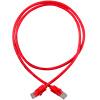 晶华(JH)1471高速超六类网线 原装工程级千兆网络连接线无氧铜导体跳线福禄克链路测试高速传输1.5米红色