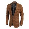 Мужчины Классический площади пиджака