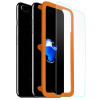 Мей Йи компании Apple iPhone7 Plus стал фильмом экрана телефона защитной пленки HD фильма стекло 5.5 дюйма (фильм включен артефакт) защитное стекло onext для apple iphone 7 plus глянцевое