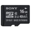 Карта памяти Sony (SONY) 16G TF (Micro SDHC) (Class4) карта памяти sdhc micro sony sr 32uya