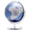 Deli (гастроном) 2161 World Globe украшения / бизнес подарки предметы интерьера металлическая основа 20см