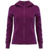 ANTA Женская одежда 16648703-3 Трикотажные спортивные топы Женская спортивная куртка с капюшоном SV152007A (ER10-XY) Фиолетовый серый M