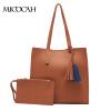 Твердые сумки Цвет Мода сумки Женщины Известные бренды кисточкой Дизайн Женщины мешки плеча 4 цвета кожи Сумки женские женские сумки