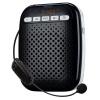 Десять градусов (ShiDu) SD-S718 беспроводной микрофон Би учителя посвященный мощных усилителей гид Портативный мини портативный динамик Мегафон классический черный в jamo s 718 тест