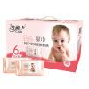 Чистый мягкий (C & S) Детские влажные салфетки Влажные салфетки Baby Face кожно-пакет 80 * 6 (коробка подарка младенца младенца влажные салфетки продаются FCL) сибирские отруби хрустящие сила ягод 100 г