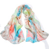 Shanghai Story (SHANGHAI STORY) V серии новых шелковые шарфы дамы шелковые шарфы весной и летом кондиционер солнцезащитный крем платок шарф шарф осенью и зимой длинный участок шарфы анна чапман шарф