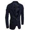 Мужчины деловой костюм пальто