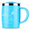 [Супермаркет] Jingdong SNOOPY Snoopy детского прекрасная Чашка 304 из нержавеющей стали 420ml зеленый пальто snoopy