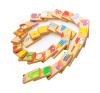 28 PCS animal solitaire puzzle domino children standard Domino Wooden Toys early childhood 650098 children s early childhood educational toys the bear change clothes play toys creative wooden jigsaw puzzle girls toys