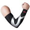 kuangmi воздухопроницаемый спортивный наколенник для бега, баскетбола наколенник магнитный здоровые суставы 1259434
