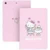 Hello Kitty IPad mini1 / 2/3 защитная крышка / мультфильм защитной оболочки закуска время розовый кобура Intelligent Sleep кобура кобура gletcher поясная для clt 1911