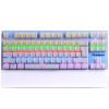 U-805 Актеры 87 клавиш Symphony Edition игра механическая клавиатура синяя зеленая ось