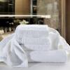 Amain пятизвездочная гостиница полотенце текстильный хлопок трехсекционный белый термос трехсекционный 740348